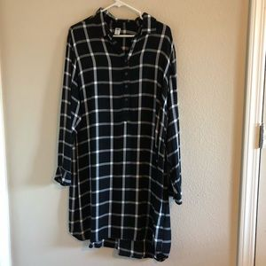Dresses & Skirts - Old navy flannel dress